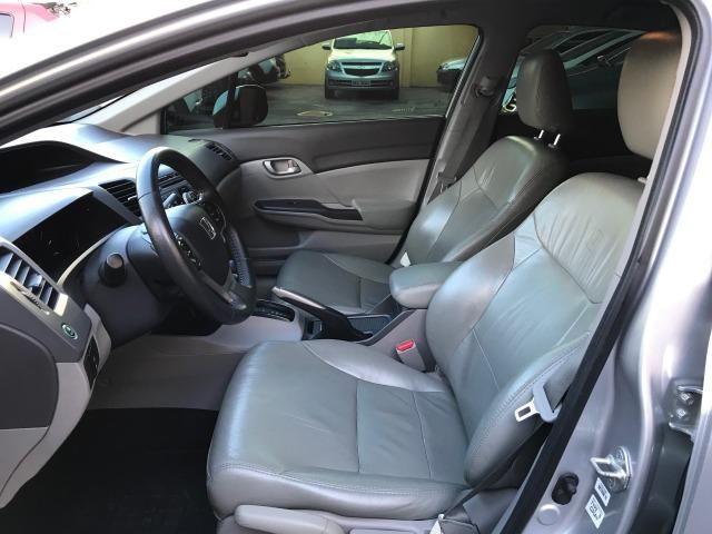 Civic LXS 1.8 Flex Automático - Foto 6