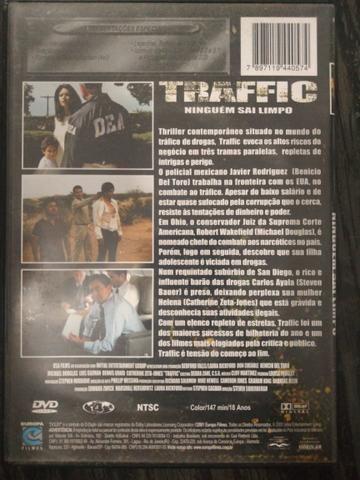 DVD Traffic - Ninguém Sai Limpo - Foto 2