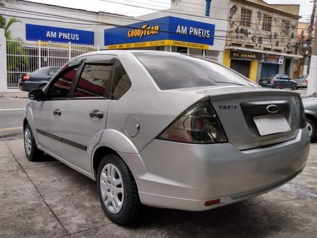 Fiesta sedan 2012 1.6 completo com gnv - Foto 3