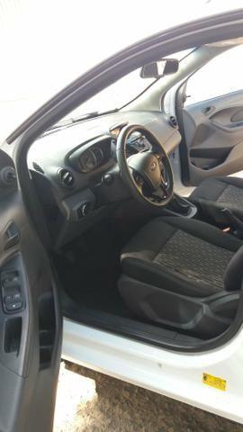 Ka sedan 1.5 completasso ou troco carro aberto - Foto 8