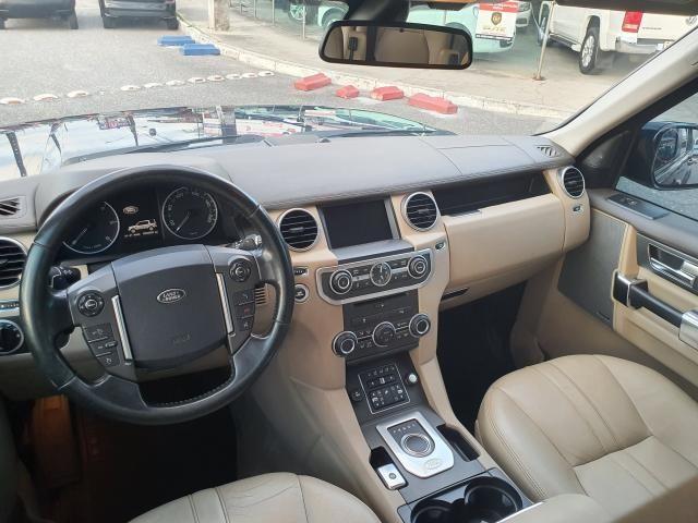 DISCOVERY 4 2015/2015 3.0 SE 4X4 V6 24V BI-TURBO DIESEL 4P AUTOMÁTICO - Foto 5