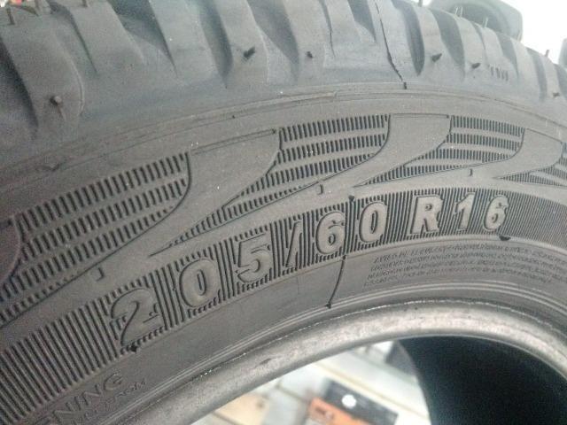 Pneu 205/60 R16 Remold (desenho Pirelli Scorpion Atr) - Foto 4