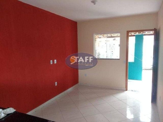 K-32: Casa com 2 quartos Pronta entrega, no Centro por R$ 135.000 - Unamar - Cabo Frio/RJ - Foto 3
