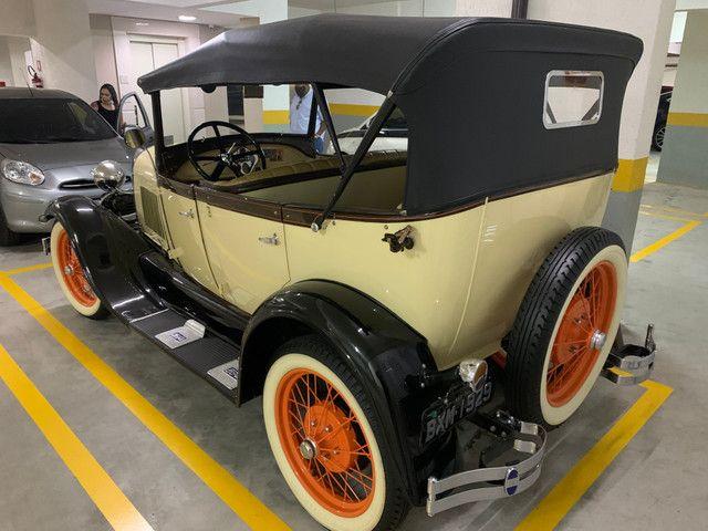 Ford 1929 todo original - Foto 4