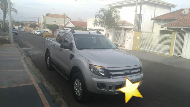 Ford Ranger XLS Flex 2015/15 top!!!