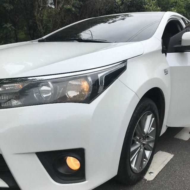 Corolla XEI 2.0 2016 GNV