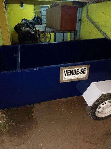 Vendo carroça R$1600 a negociar - Foto 3