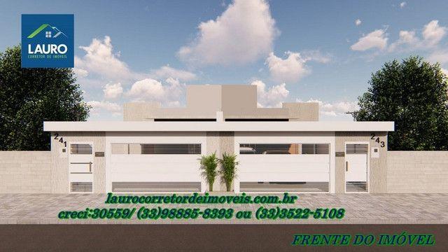 Casa com 03 qtos sendo 01 suíte no Castro Pires - Foto 3