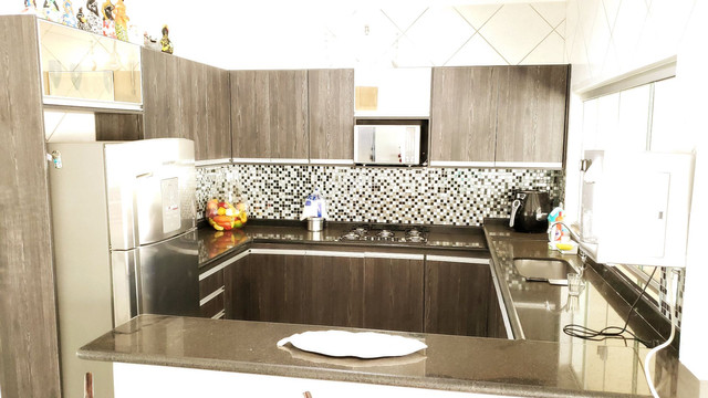 Casa uma suíte mobiliada lote 920m2 rua 10Vicente Pires condomínio lado via estrutural - Foto 18