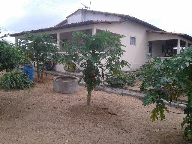 Fazenda em monte alegre, 30 há. duas casas, poço, curral, rio, galpão - Foto 4