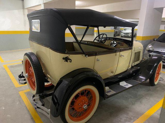Ford 1929 todo original - Foto 5