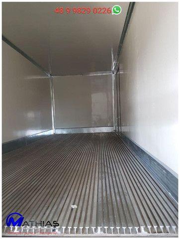 Camara frigorifica 3/4 semi nova 8 paletes Mathias Implementos - Foto 2