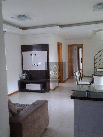 Cobertura com 4 dormitórios à venda, 225 m² por R$ 1.200.000,00 - Balneário - Florianópoli