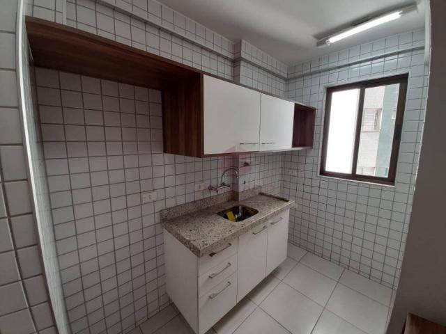 Apartamento com 1 dormitório para alugar, 45 m² por R$ 1.350,00/mês - Zona 07 - Maringá/PR - Foto 7