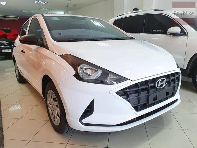 Hyundai Hb20 2021 1.0 12v flex sense manual - Foto 2