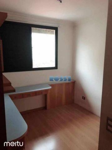 Apartamento com 3 dormitórios à venda, 89 m² por R$ 640.000,00 - Tatuapé - São Paulo/SP - Foto 12