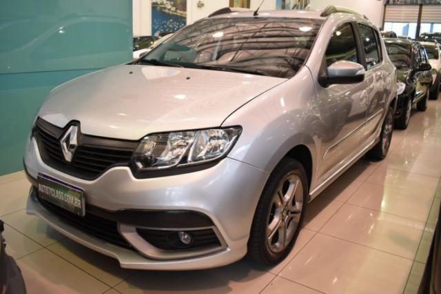 Renault sandero 2016 1.6 gt line limited flex 4p manual