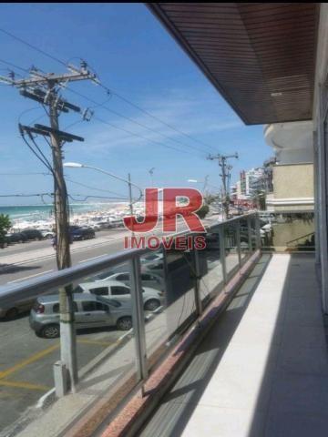 Apartamento 03 quartos, vista privilegiada, frente Praia do Forte. Cabo Frio-RJ