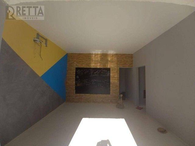 Casa comercial à venda, 187 m² por R$ 490.000 - Vila União - Fortaleza/CE - Foto 6