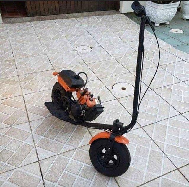 Walk machine com motor de roçadeira parcelo em até 18x - Foto 3