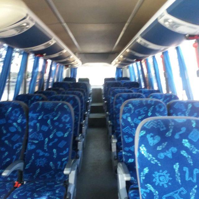 Micro-ônibus W9 Marcopolo/Volare Executivo 32 Lugares - Foto 3