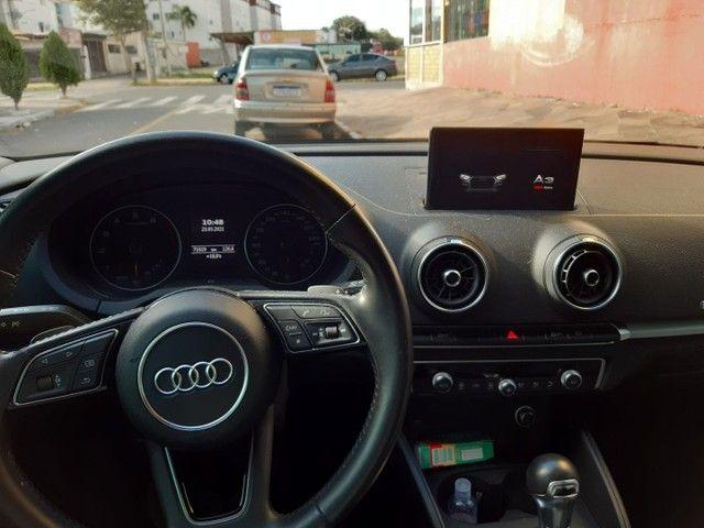 Audi A3 1.4 Sedan Abaixo da Fipe  - Foto 5