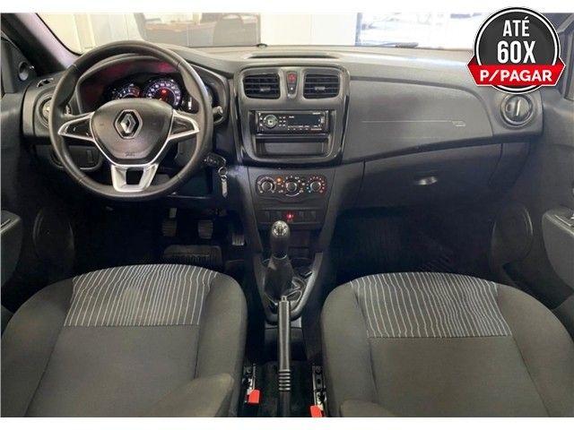 Renault Logan 2020 Life- Único dono - Foto 13