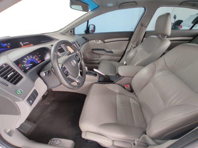 Honda CIVIC EXR 2.0 16V FLEX AUT. - Foto 11