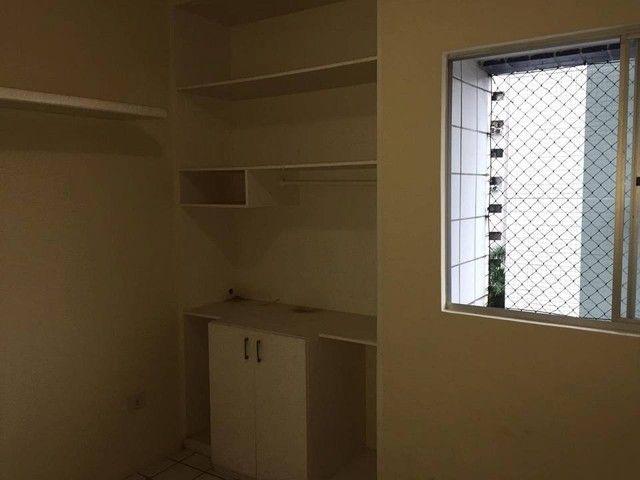Apartamento No Parnamirim 03 Quartos(ste) + Dependência 105 m2 - Foto 16