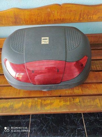 Caixa bau para moto - Foto 2