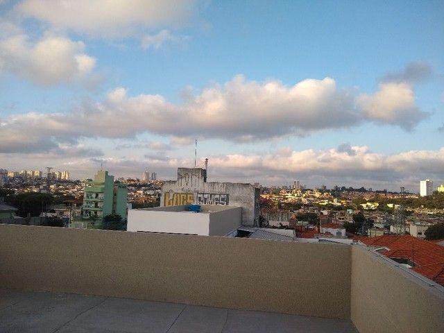 Loft com 1 dormitório para alugar, 20 m² por R$ 900,00/mês - Rudge Ramos - São Bernardo do - Foto 5