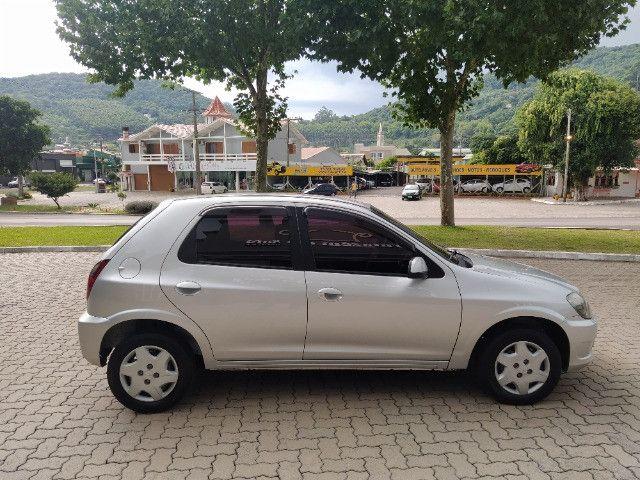 Chevrolet Celta LT 1.0 imposto 2021 pago2014 - Foto 9
