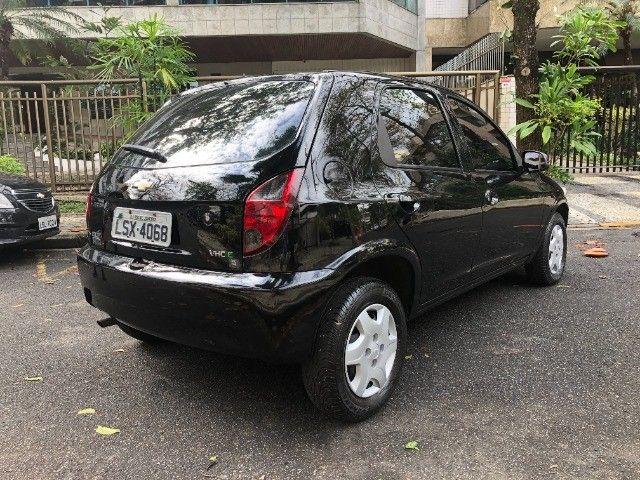 Chevrolet Celta Lt 1.0 Flex Ipva 2021 Pago - Foto 9