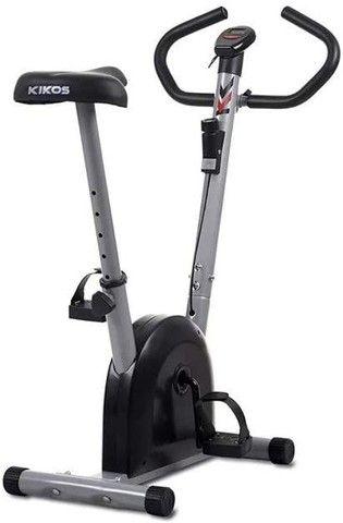 Bicicleta ergométrica kikos 3015 - Foto 2