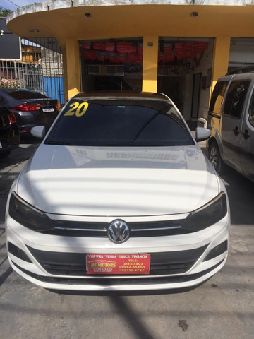 Volkswagen Virtus 200tsi 2020 Flex - Câmbio automático - Foto 3