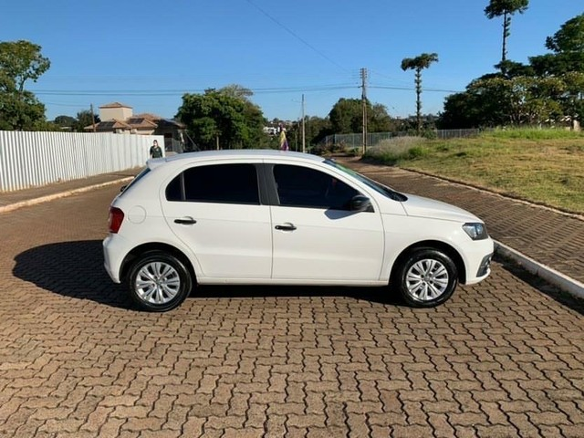 Volkswagen Gol Novo G7 Trendline 2018 - Foto 4