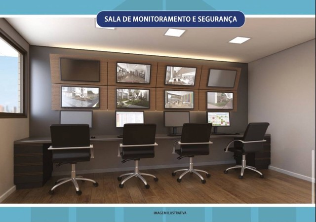 AF - Oportunidade -Lançamento de condomínio clube - Residencial Luar do Parque - 3 quartos - Foto 13
