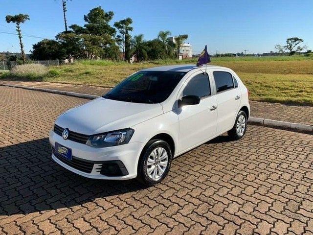 Volkswagen Gol Novo G7 Trendline 2018