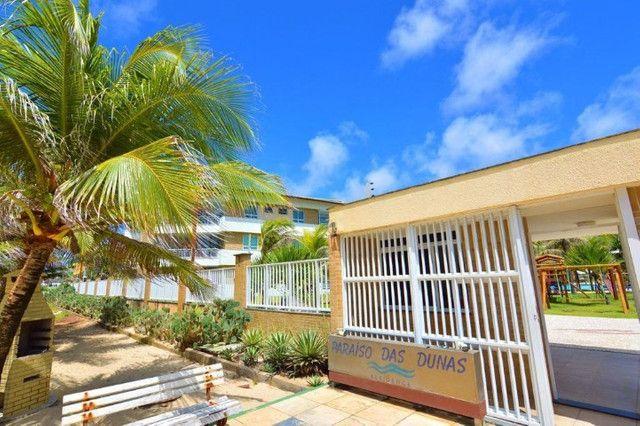 Apartamento no Condomínio Paraíso das Dunas (Porto das Dunas) - Foto 16