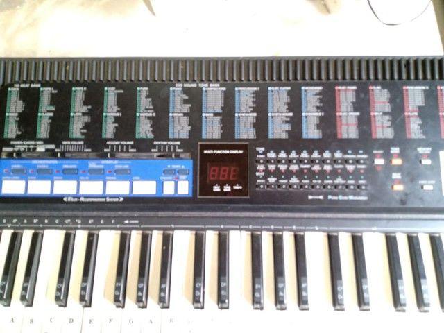 Teclado Casio ToneBank CT-670 perfeito  - Foto 5