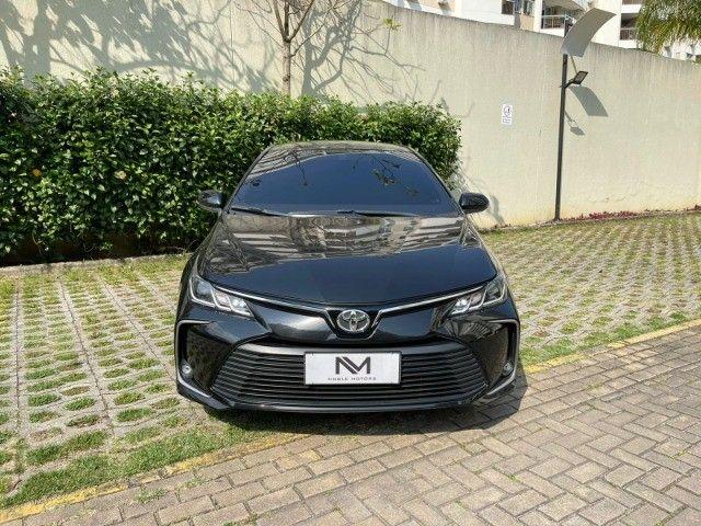 Toyota Corolla 2.0 XEI 2020 + Blindado + Automático + Baixa KM - Foto 3
