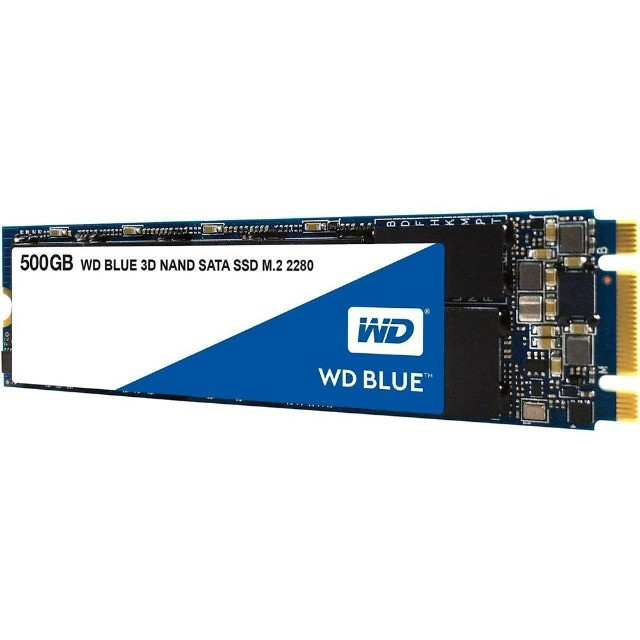 SSD M2 WD blue sata 500gb seminovo  - Foto 2