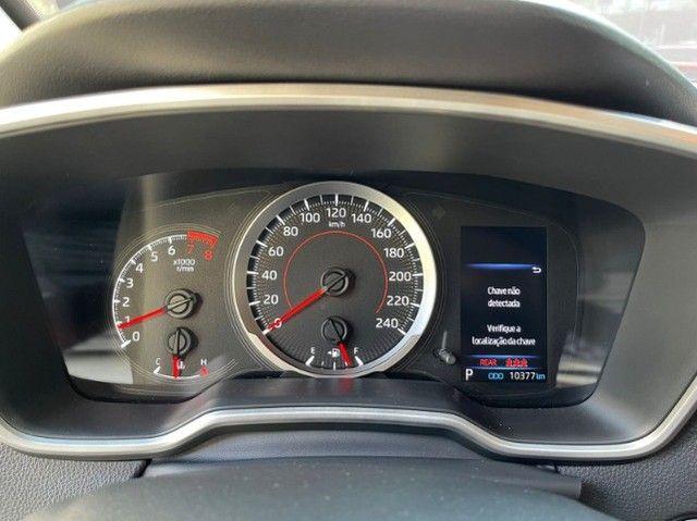 Toyota Corolla 2.0 XEI 2020 + Blindado + Automático + Baixa KM - Foto 11