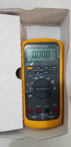 Multimetro fluke 88v novo - Foto 3