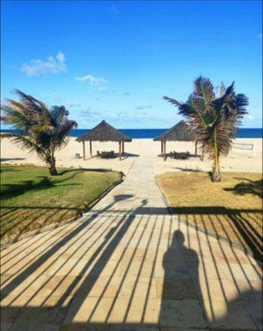 Cobertura 4 quartos, três suítes, vista-mar, pé na areia  - Foto 3
