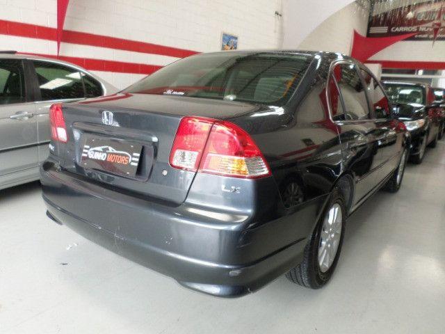 Honda Civic 1.7 LX Completo 2005 - Foto 5
