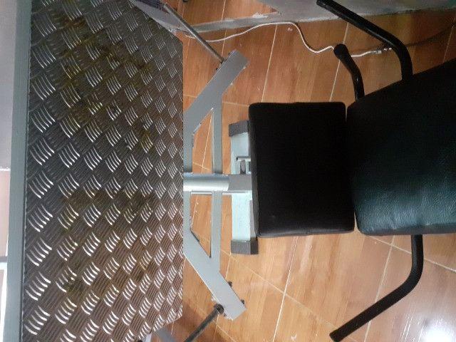 Leg press 45° articulando - Foto 3