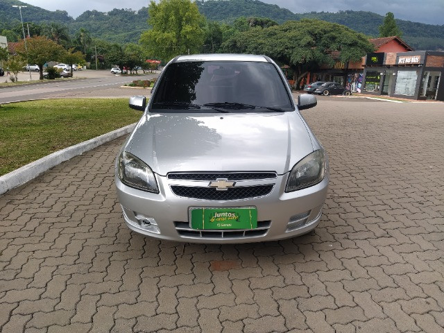 Chevrolet Celta LT 1.0 imposto 2021 pago2014 - Foto 2