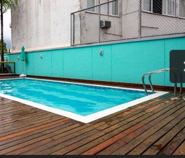 Leblon Apartamento 2 Quartos 1Suite  Vaga de Garagem Infra Estrutura - Foto 20