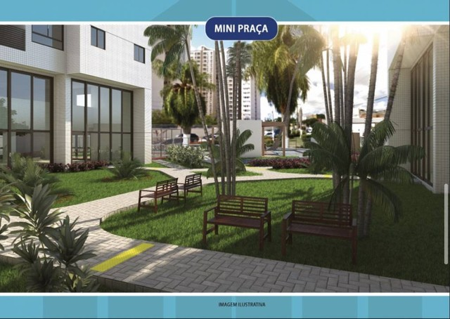 AF - Oportunidade -Lançamento de condomínio clube - Residencial Luar do Parque - 3 quartos - Foto 11